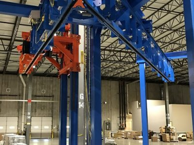 IntelliTrak 1500 Series Overhead Conveyor Spur