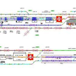 Wheel Loader Finishing Line - IntelliTrak 3500 Series Overhead Conveyor