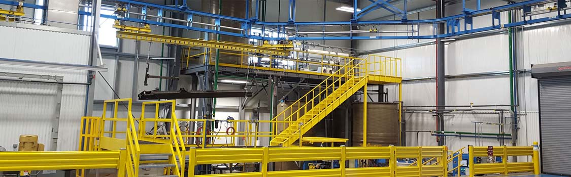 IntelliTrak 1500 Series Overhead Conveyor