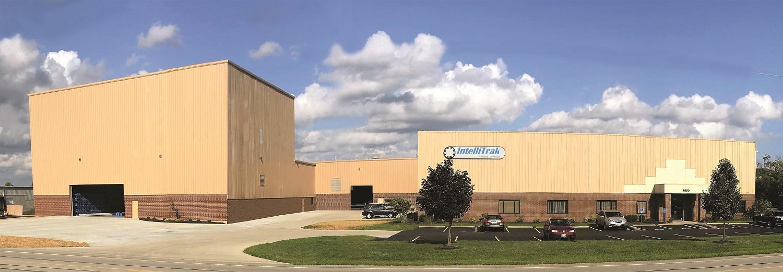 IntelliTrak headquarters 2018 expansion