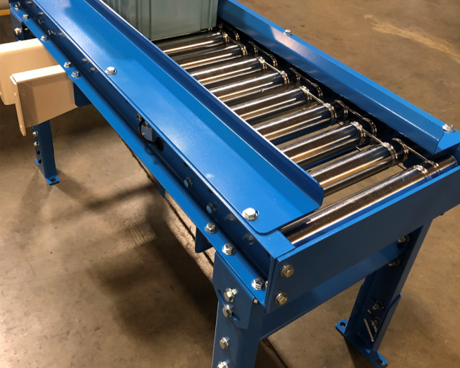 Motorized Roller 24V Conveyor