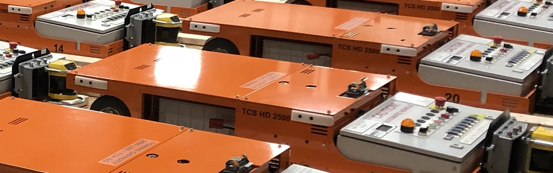 IntelliTrak Automated Guided Carts